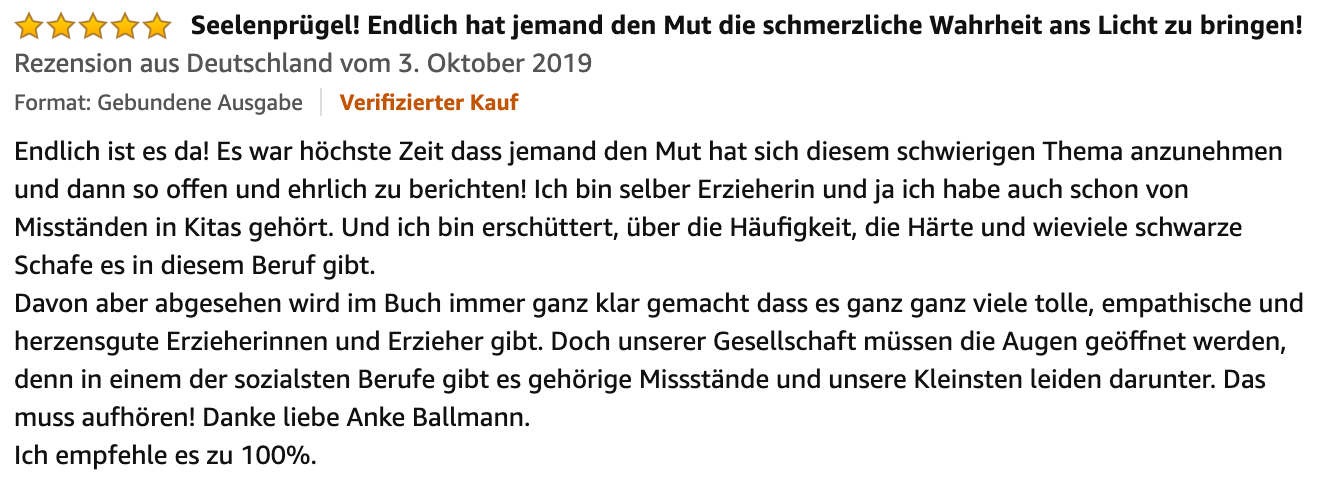 Seelenpruegel Rezension 02