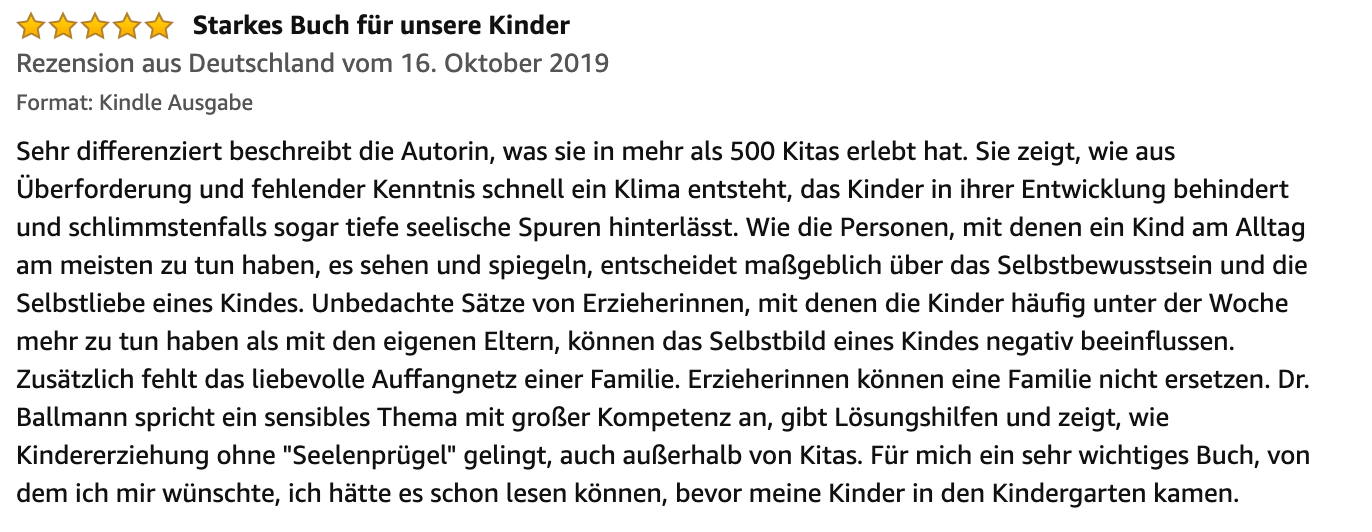Seelenpruegel Rezension 21