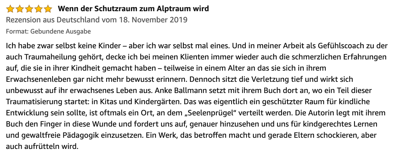 Seelenpruegel Rezension 24