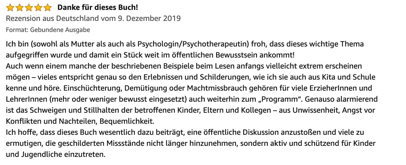 Seelenpruegel Rezension 27